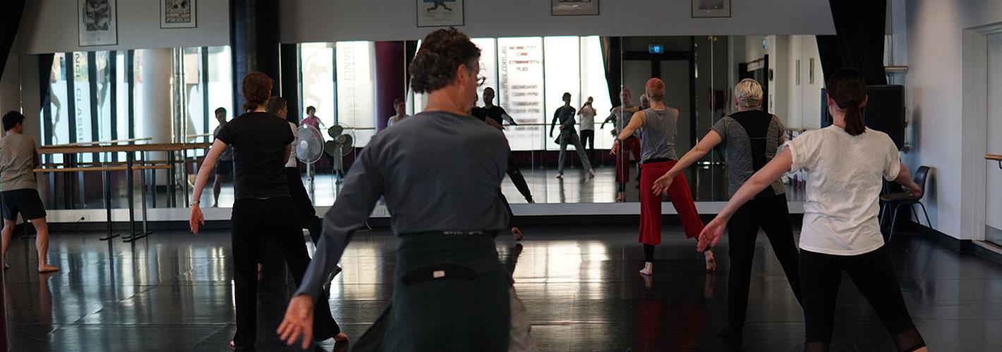 Dance Classes at CDT