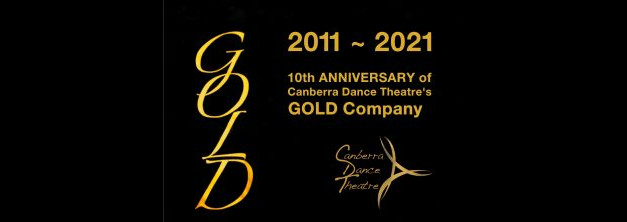 Gold 10th Anniversary